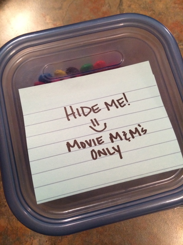 Movie M&Ms