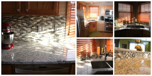Kitchen Detail Collage