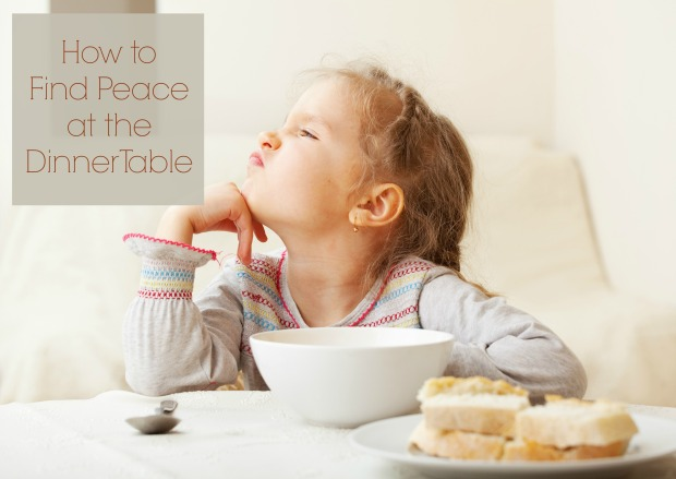 How to Find Peace at the Dinner Table