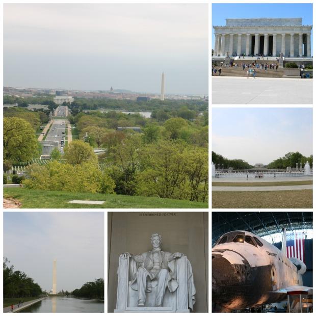 D.C. Collage