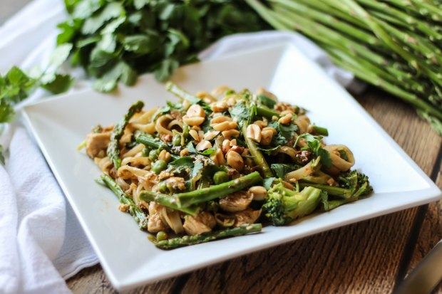 Spring Green Pad Thai-2