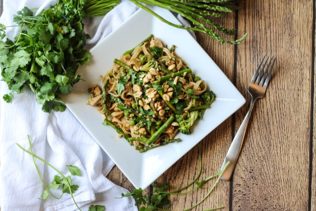 Spring Green Pad Thai-7