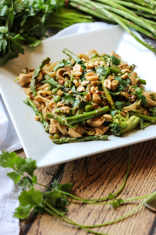 Spring Green Pad Thai-8