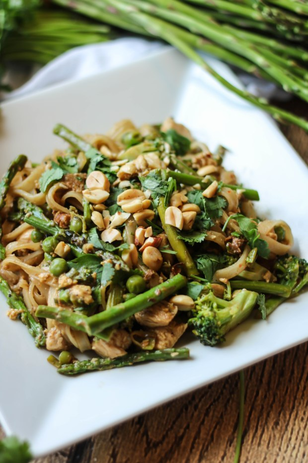Spring Green Pad Thai-9